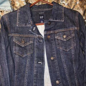 Gap M stretch jean jacket